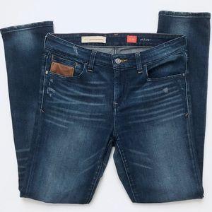 Pilcro & The Letterpress Stet No. 30 Skinny Jeans